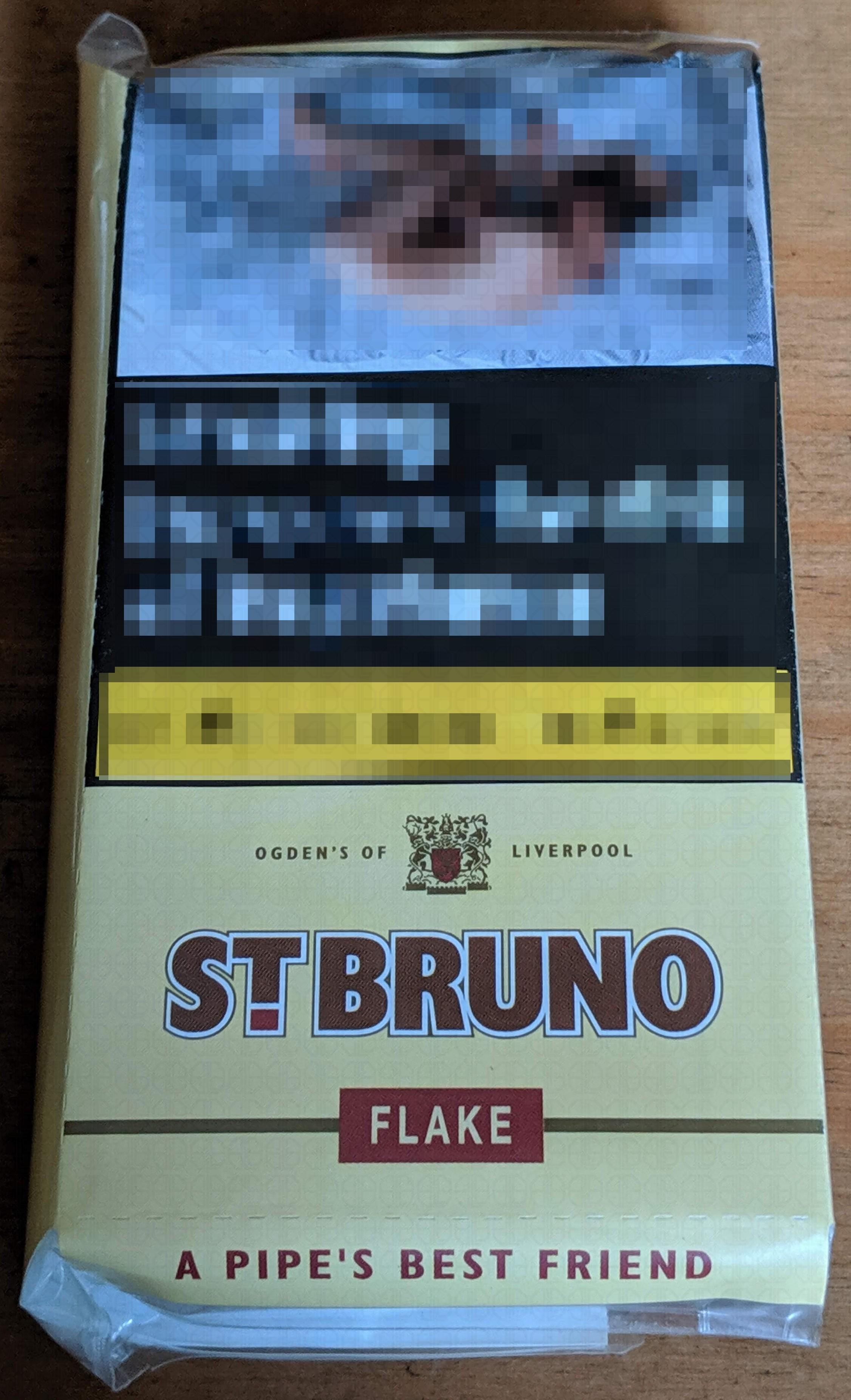 Ogdens St. Bruno Flake (50g)