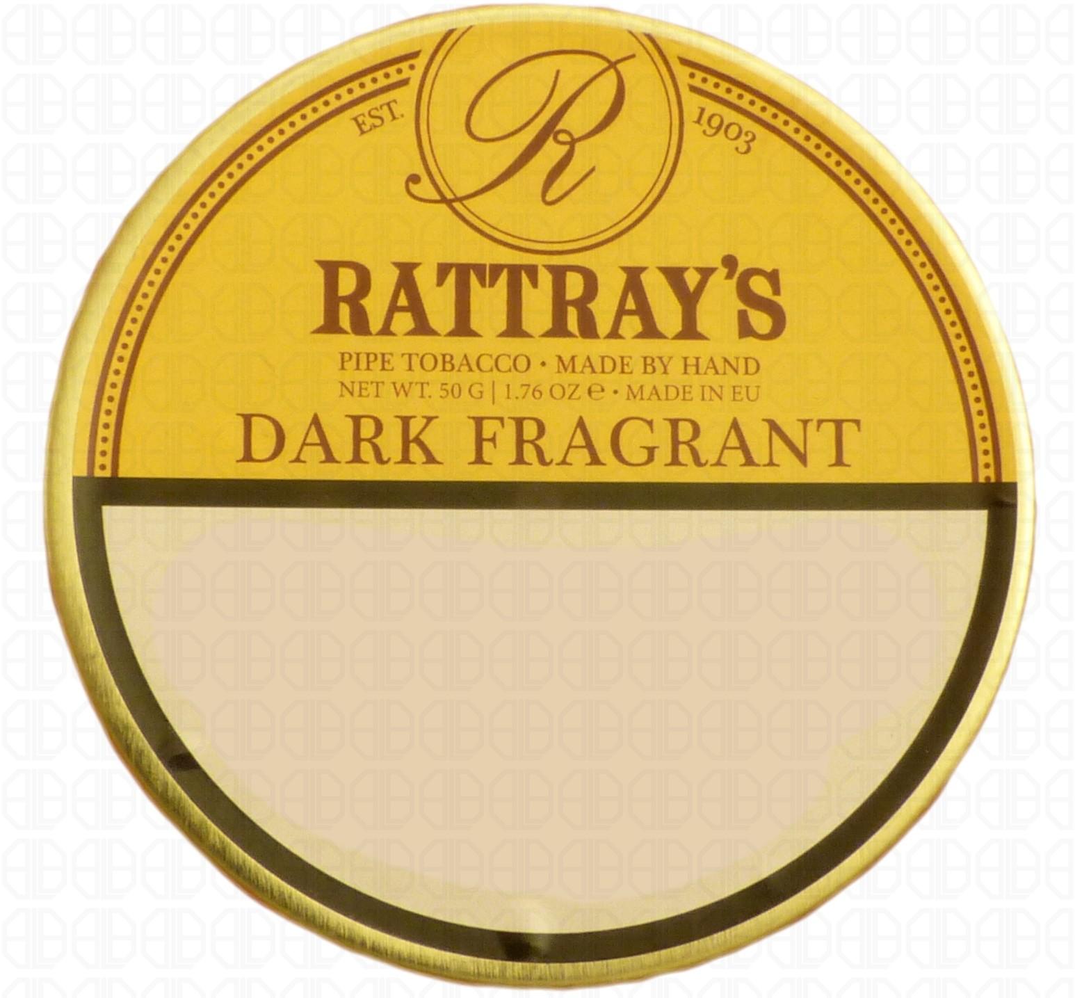 Rattray's Dark Fragrant (50g)