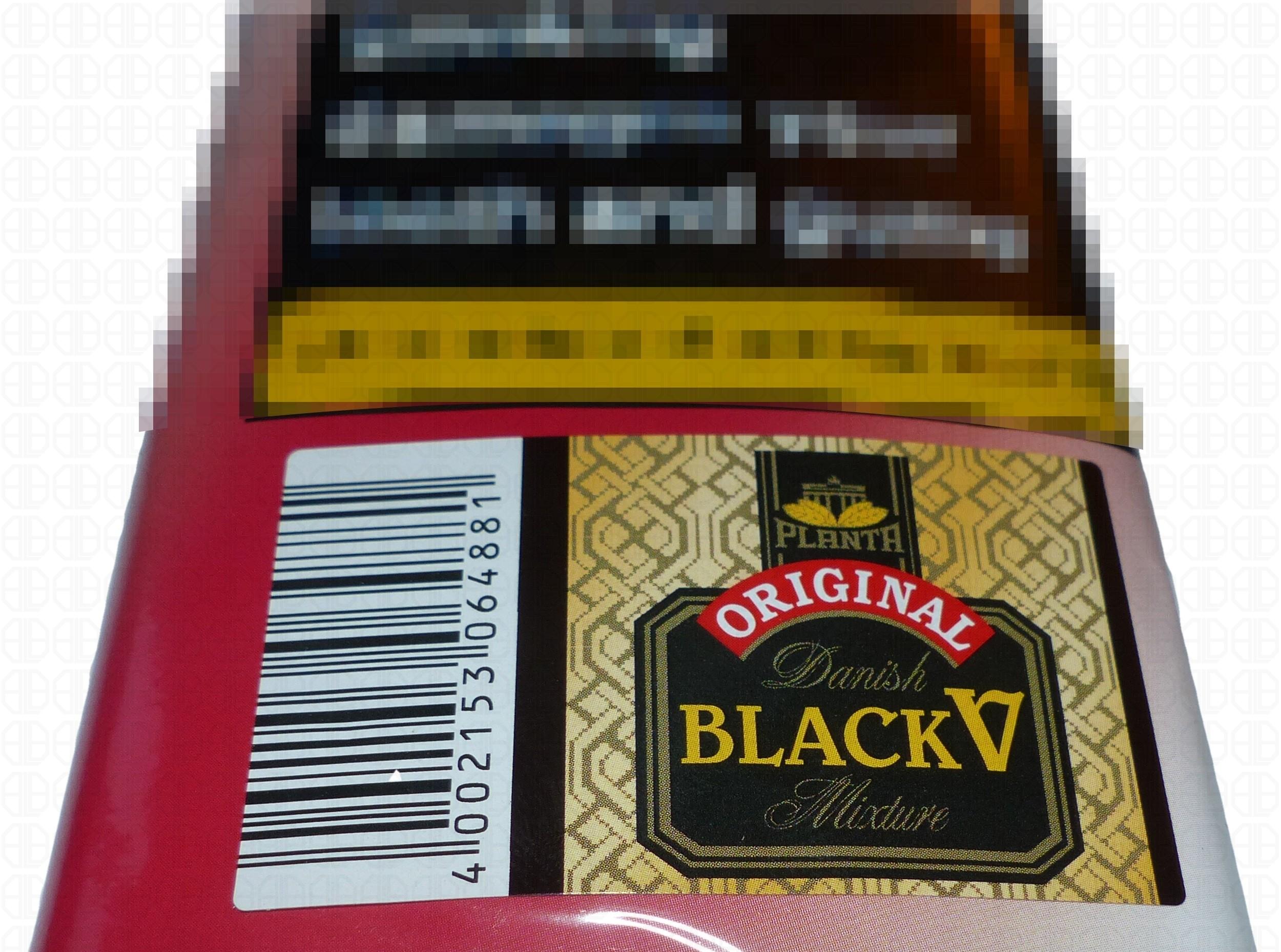 Planta Danish Black Vanilla Mixture (40g)