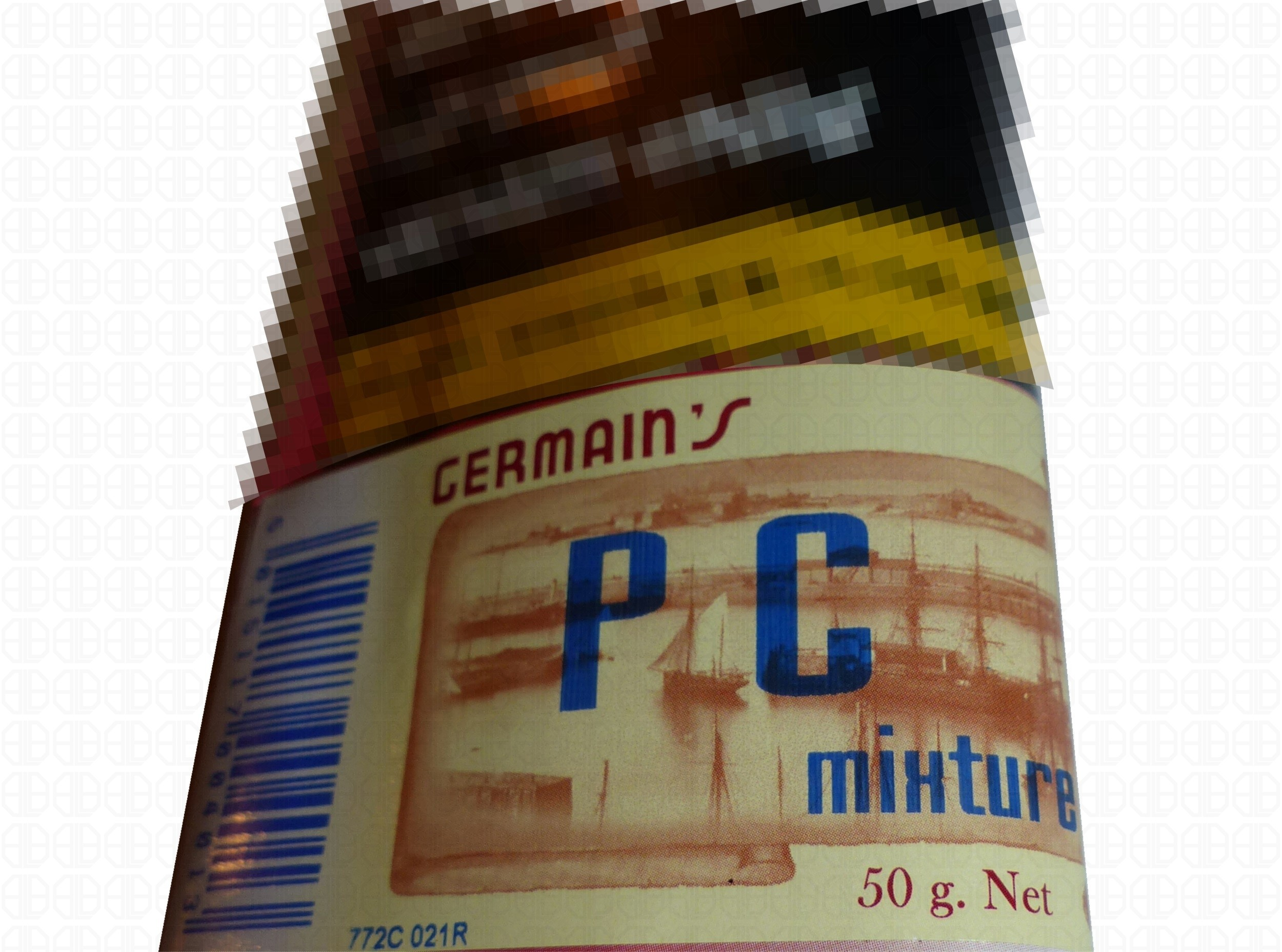 Germains Plum Cake (50g)