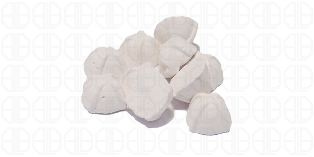 Philtpads Chalk Pipe Filters (Pack of 10)