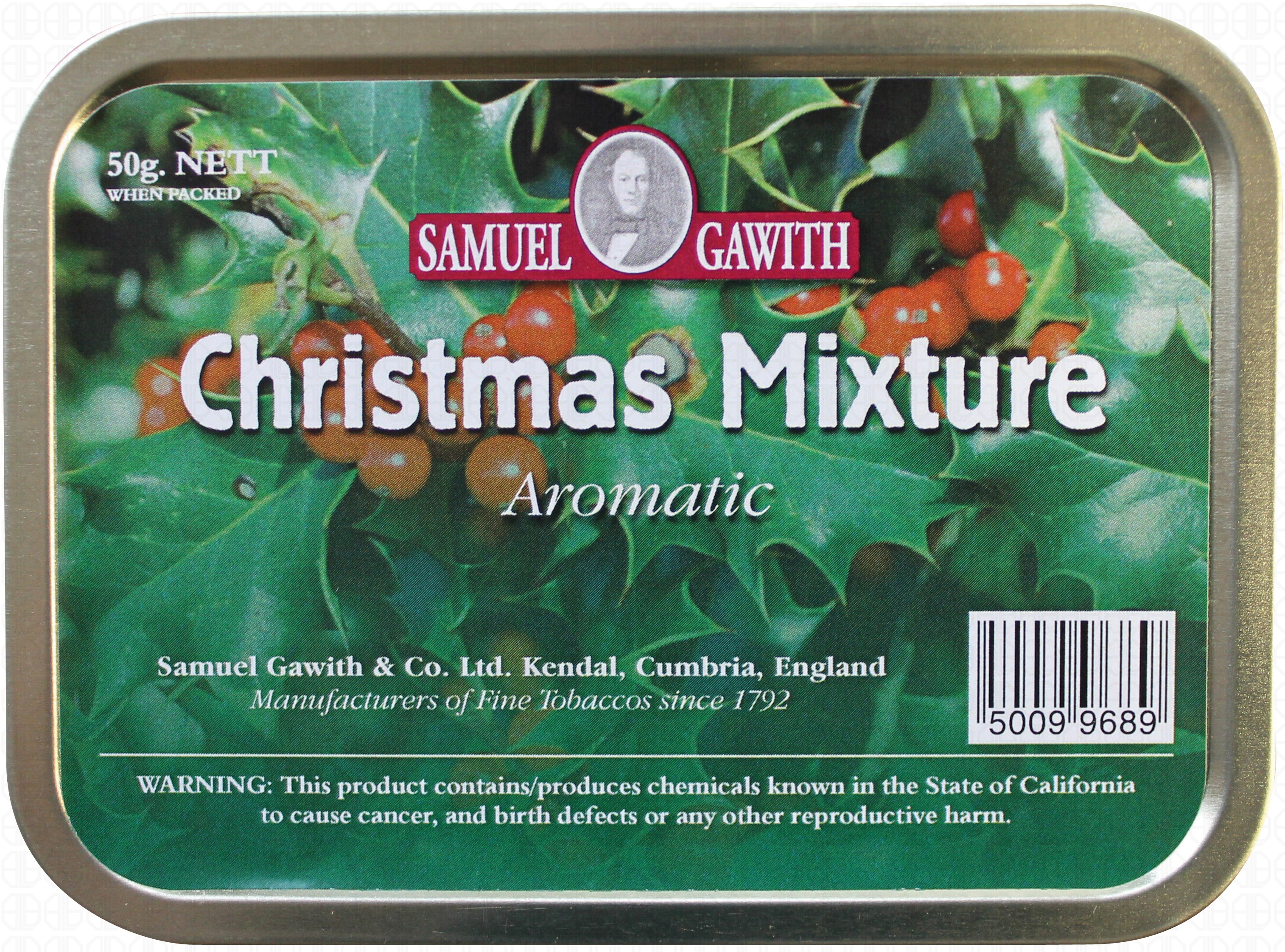 Samuel Gawith Christmas Mixture (50g)