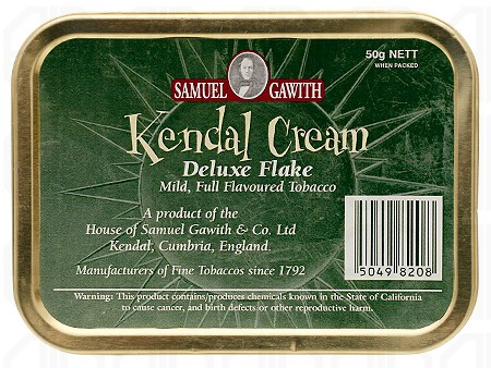 Kendal Cream Deluxe Flake (50g)
