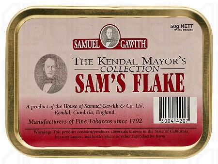 Samuel Gawith Sam's Flake (50g)
