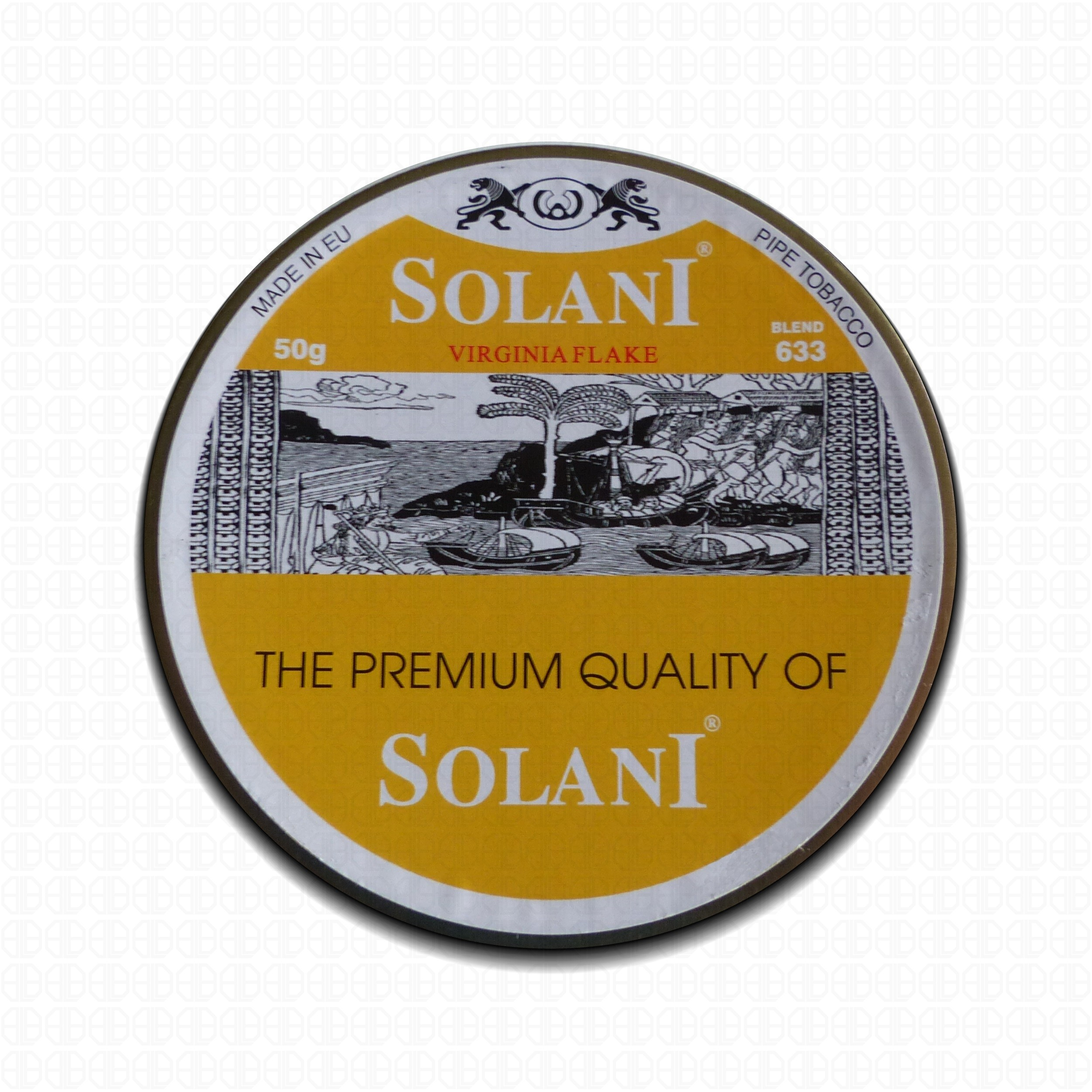 Solani 633: Virginia Flake (50g)