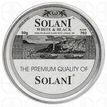 Solani 763: White & Black (50g)