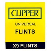 Clipper Universal Flints (Pack of 9)