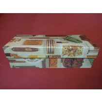 Gift Wrap Pipe Box