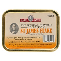 St. James Flake (50g)