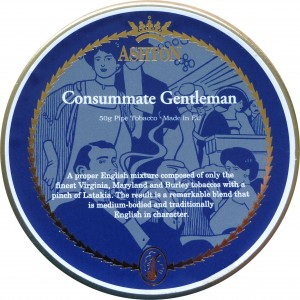 Ashton Consummate Gentleman (50g)