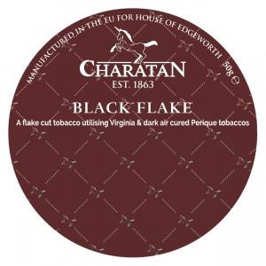 Charatan Black Flake (50g)