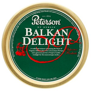 Peterson Balkan Delight (50g)