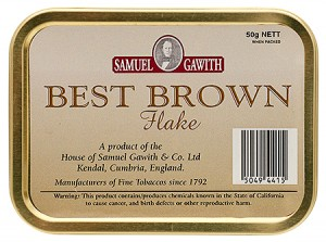 Samuel Gawith Best Brown Flake (50g)