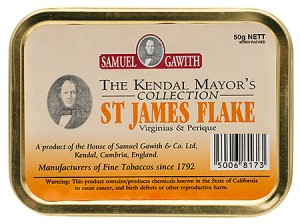 Samuel Gawith St. James Flake (50g)